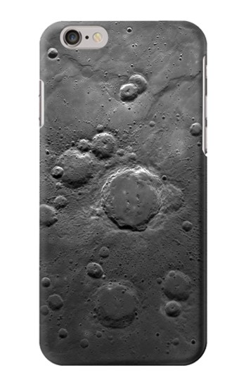 Printed Moon Surface Iphone 6 Case