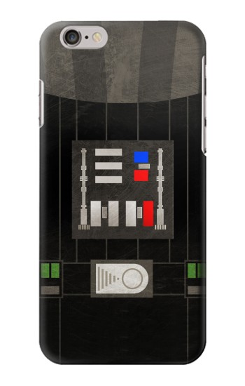 Printed Darth Vader Chest Plate Iphone 6 Case