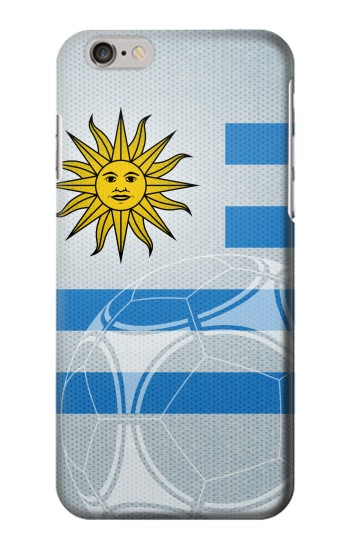 Printed Uruguay Football Flag Iphone 6 Case