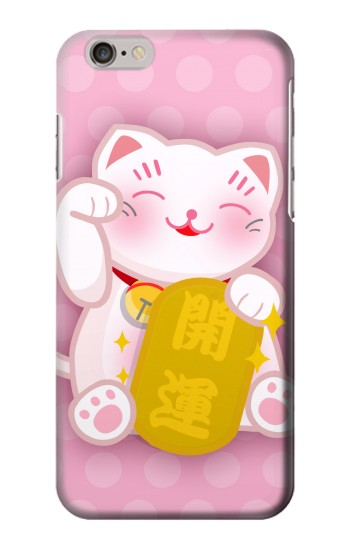 Printed Neko Lucky Cat Iphone 6 Case
