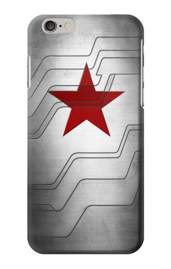 Printed Winter Soldier Bucky Arm Texture Iphone 6 Case