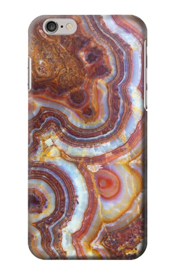 Printed Colored Marble Texture Printed Iphone 6 Case