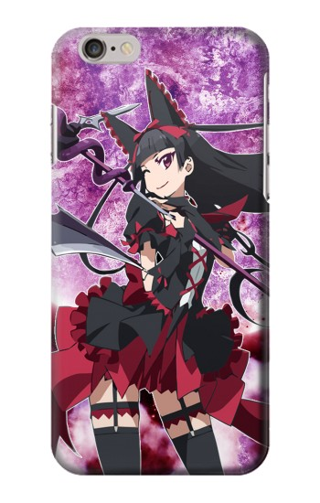 Printed Gate Rory Mercury Iphone 6 Case
