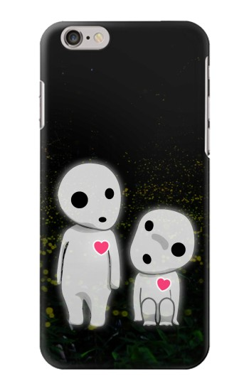 Printed Cute Forest Spirit Iphone 6 Case
