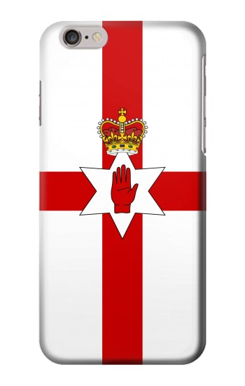 Printed Flag of Northern Ireland Iphone 6 Case