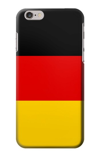 Printed Flag of Germany Iphone 6 Case
