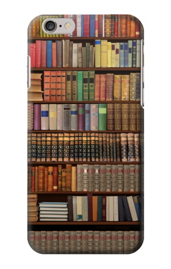 Printed Bookshelf Iphone 6 Case