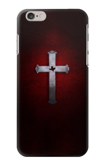Printed Christian Cross Iphone 6 Case