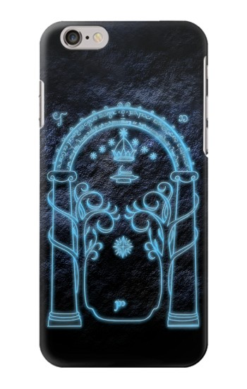 Printed Lord of The Rings Mines of Moria Gate Iphone 6 Case