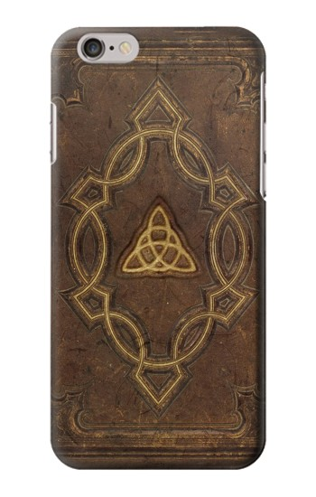 Printed Spell Book Cover Iphone 6 Case
