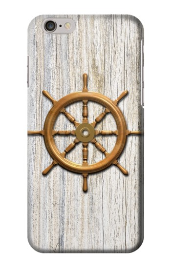 Printed Steering Wheel Ship Iphone 6 Case