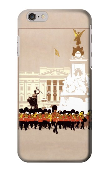 Printed Vintage Travel Brochure London Iphone 6 Case