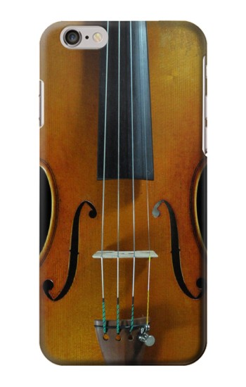 Printed Violin Iphone 6 Case