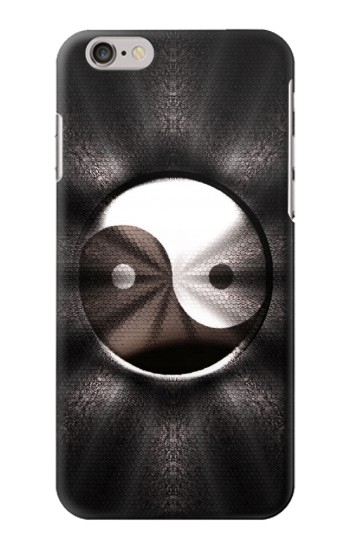 Printed Yin Yang Symbol Iphone 6 Case