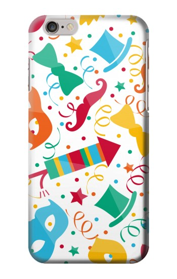 Printed Carnival Pattern Iphone 6 Case