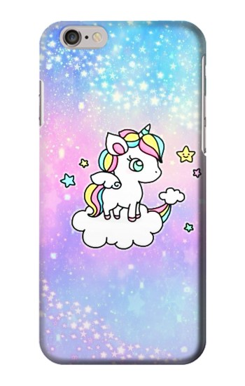 Printed Cute Unicorn Cartoon Iphone 6 Case