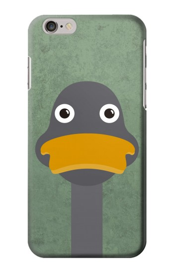 Printed Duck Cartoon Iphone 6 Case