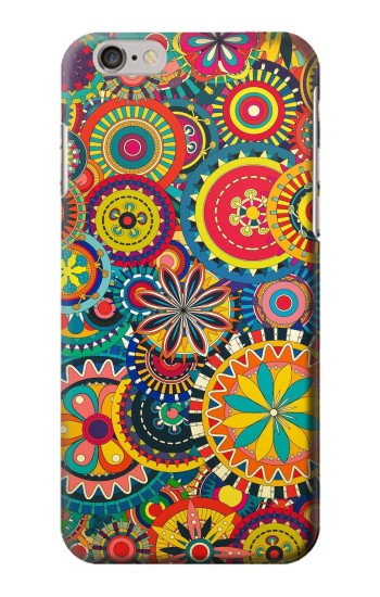 Printed Colorful Pattern Iphone 6 Case