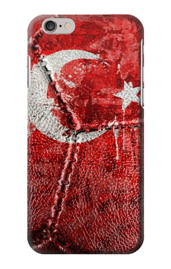 Printed Turkey Flag Vintage Football 2018 Iphone 6 Case
