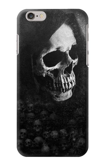 Printed Death Skull Iphone 6 Case