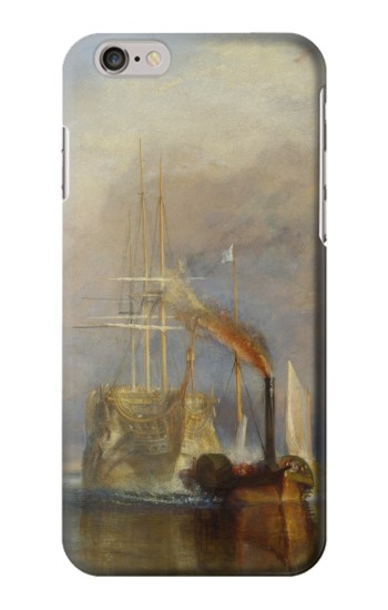 Printed Joseph Mallord William Turner The Fighting Temeraire Iphone 6 Case