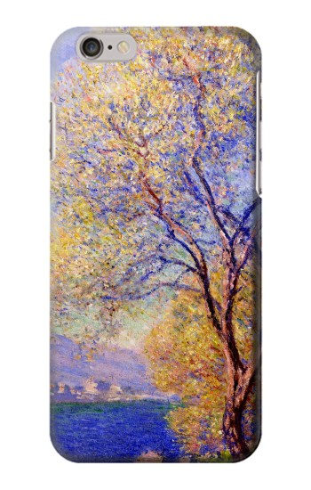 Printed Claude Monet Antibes Seen from the Salis Gardens Iphone 6 Case