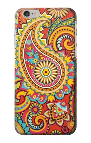Printed Floral Paisley Pattern Seamless Iphone 6 Case