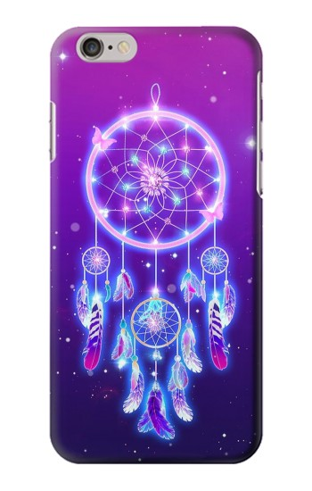 Printed Cute Galaxy Dream Catcher Iphone 6 Case