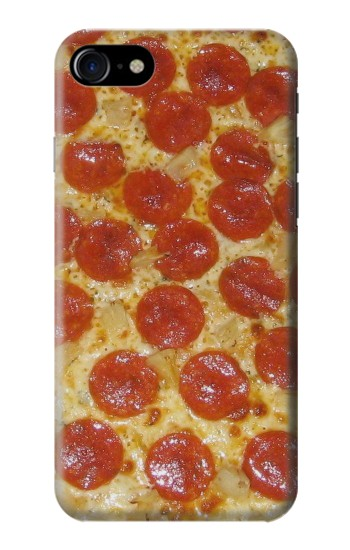Printed Pizza Iphone 7 Case