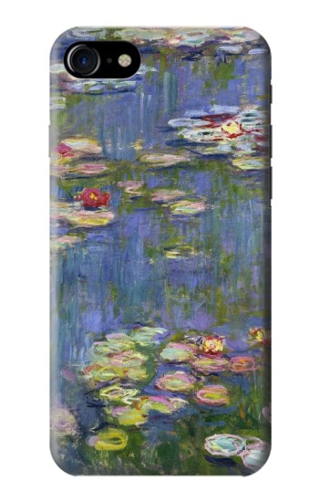 Printed Claude Monet Water Lilies Iphone 7 Case