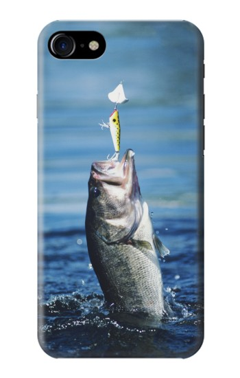 Printed Bass Fishing Iphone 7 Case