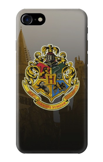 Printed Hogwarts School of Witchcraft and Wizardry Iphone 7 Case