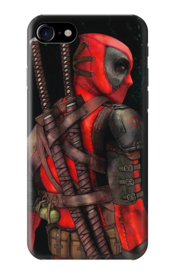 Printed Deadpool 2 Iphone 7 Case