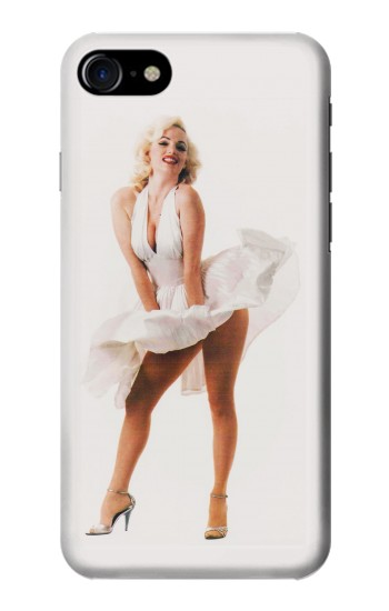 Printed Marilyn Monroe Dress Blowing Iphone 7 Case