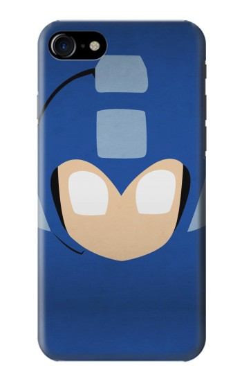 Printed Megaman Minimalist Iphone 7 Case