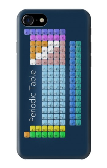 Printed Periodic Table Iphone 7 Case