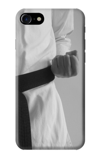 Printed Black Belt Karate Iphone 7 Case