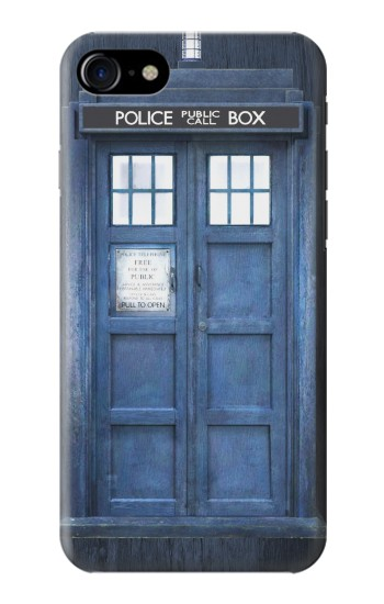 Printed Doctor Who Tardis Iphone 7 Case