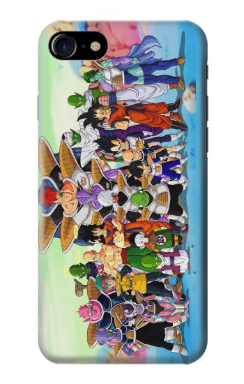 Printed Dragon Ball Z Iphone 7 Case