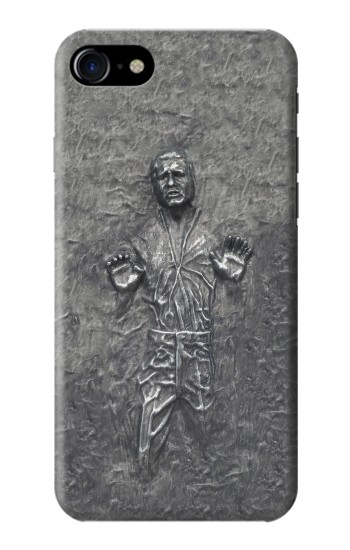 Printed Han Solo in Carbonite Iphone 7 Case