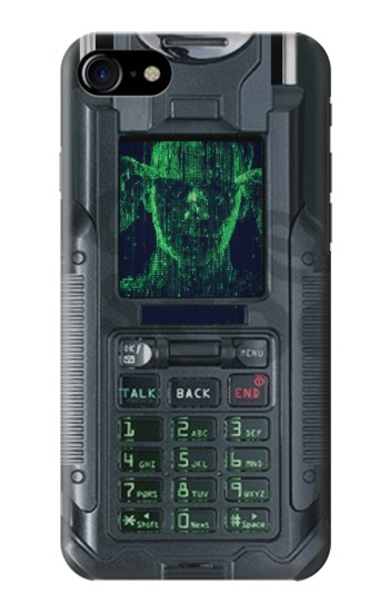Printed The Matrix Mobile Phone Graphic Printed Iphone 7 Case