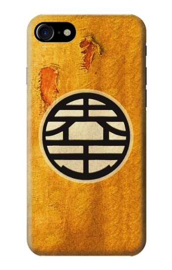 Printed DragonBall Z Goku Kame Symbol Iphone 7 Case
