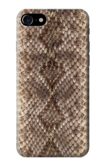 Printed Rattle Snake Skin Iphone 7 Case