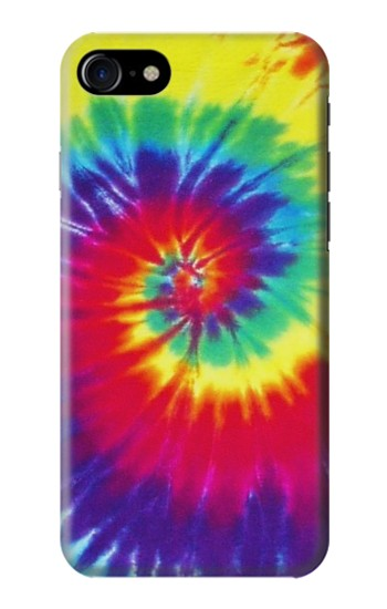 Printed Tie Dye Fabric Color Iphone 7 Case