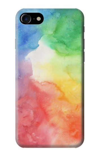 Printed Colorful Watercolor Iphone 7 Case