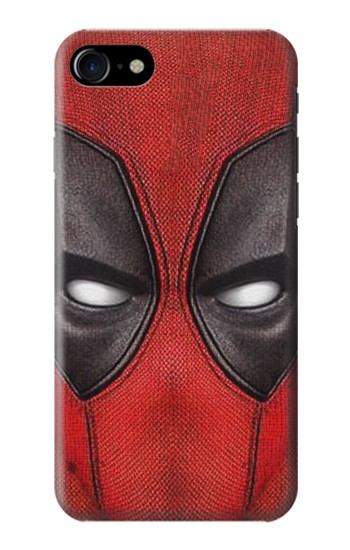 Printed Deadpool Mask Iphone 7 Case