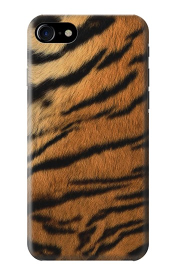 Printed Tiger Stripes Texture Iphone 7 Case