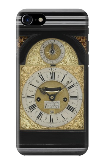 Printed Antique Bracket Clock Iphone 7 Case