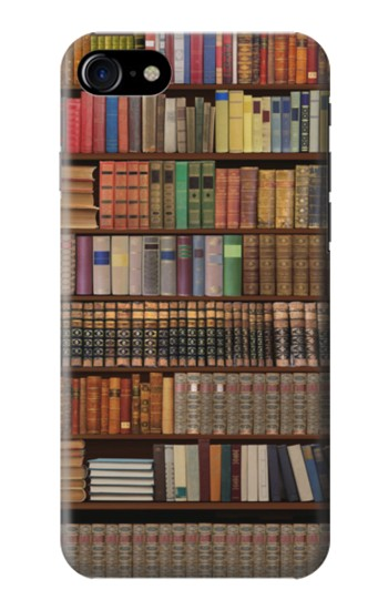 Printed Bookshelf Iphone 7 Case