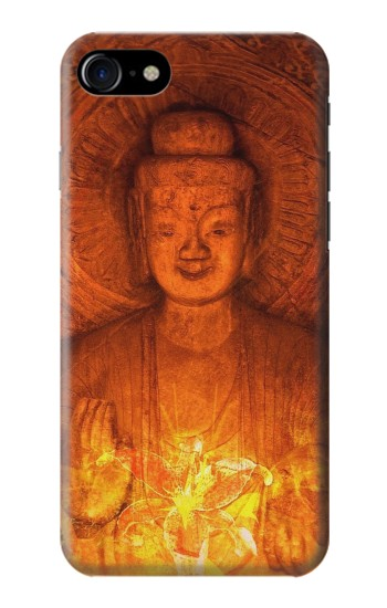 Printed Buddha Spiritual Holy Lights Iphone 7 Case